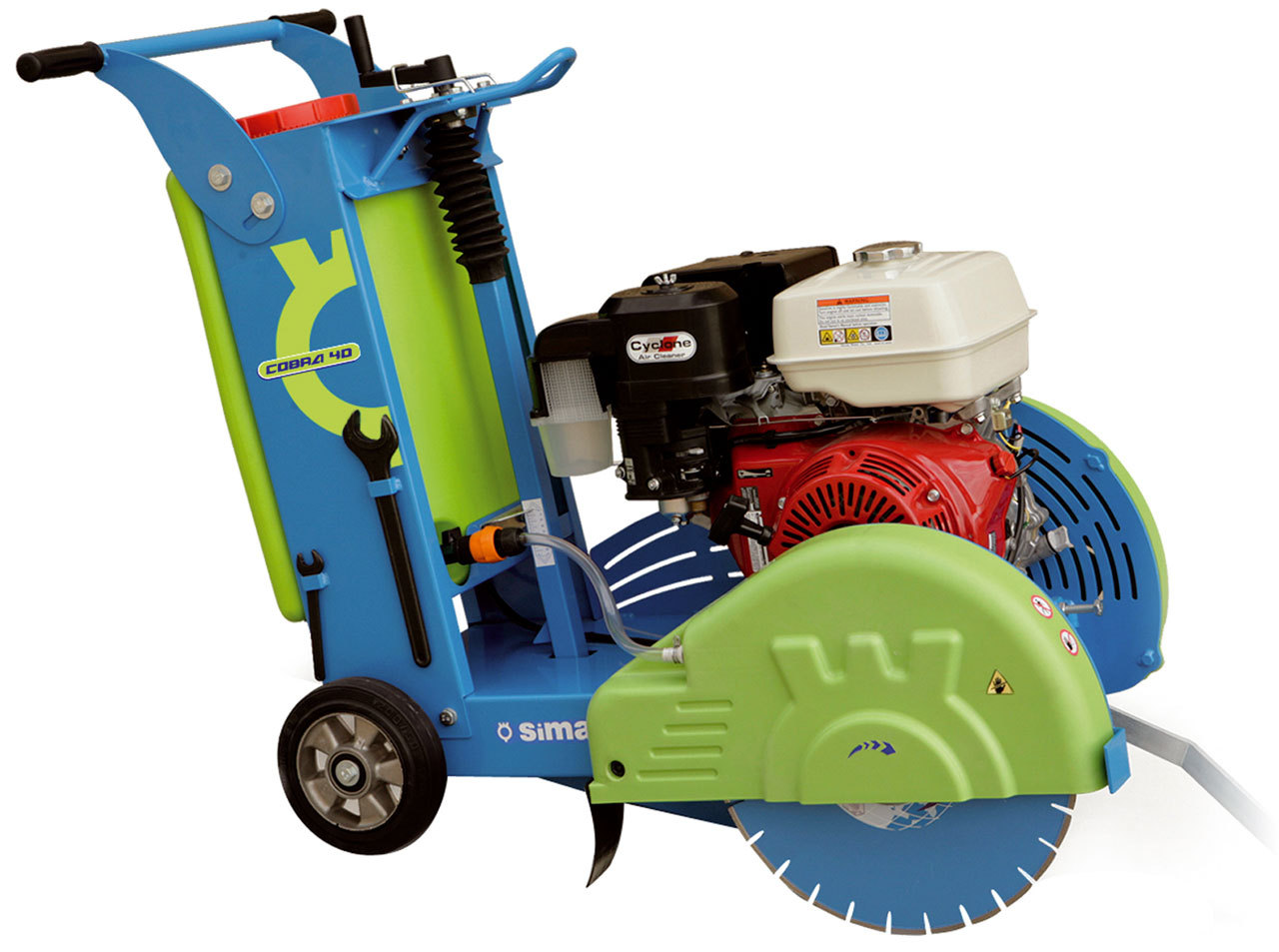 SIMA Cobra 45 Road Saw 18″ 450mm Honda Petrol