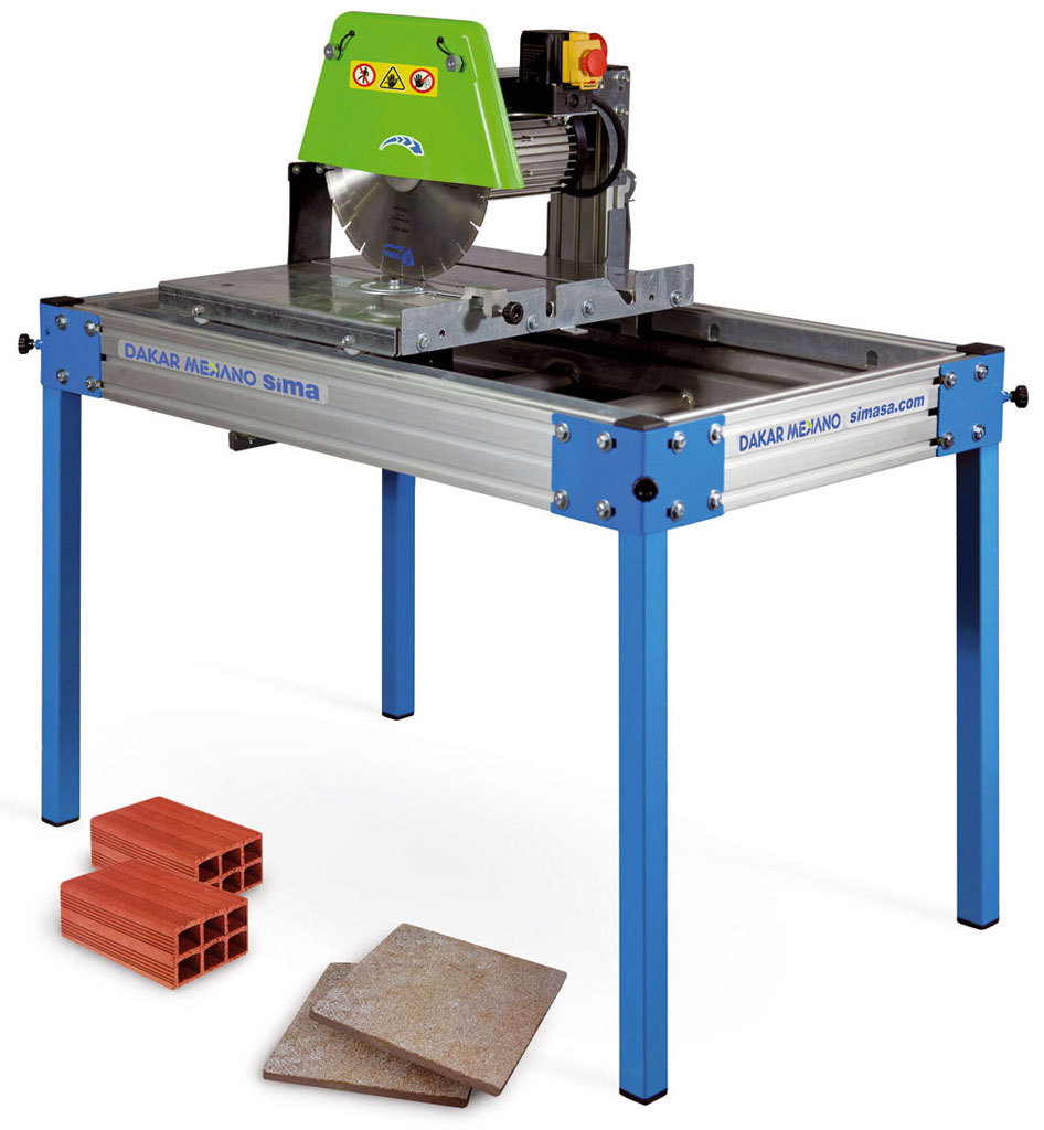 SIMA DAKAR Mekano Bench Saw 350mm 14″ – 110v