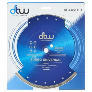 DTW Pro Turbo Universal Diamond Blade