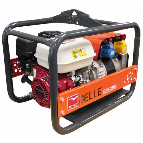 ALTRAD Belle GPX Power Generators