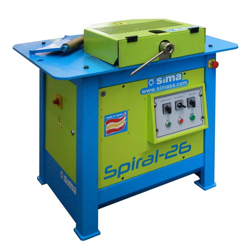 SPIRAL 26 Bending Machine