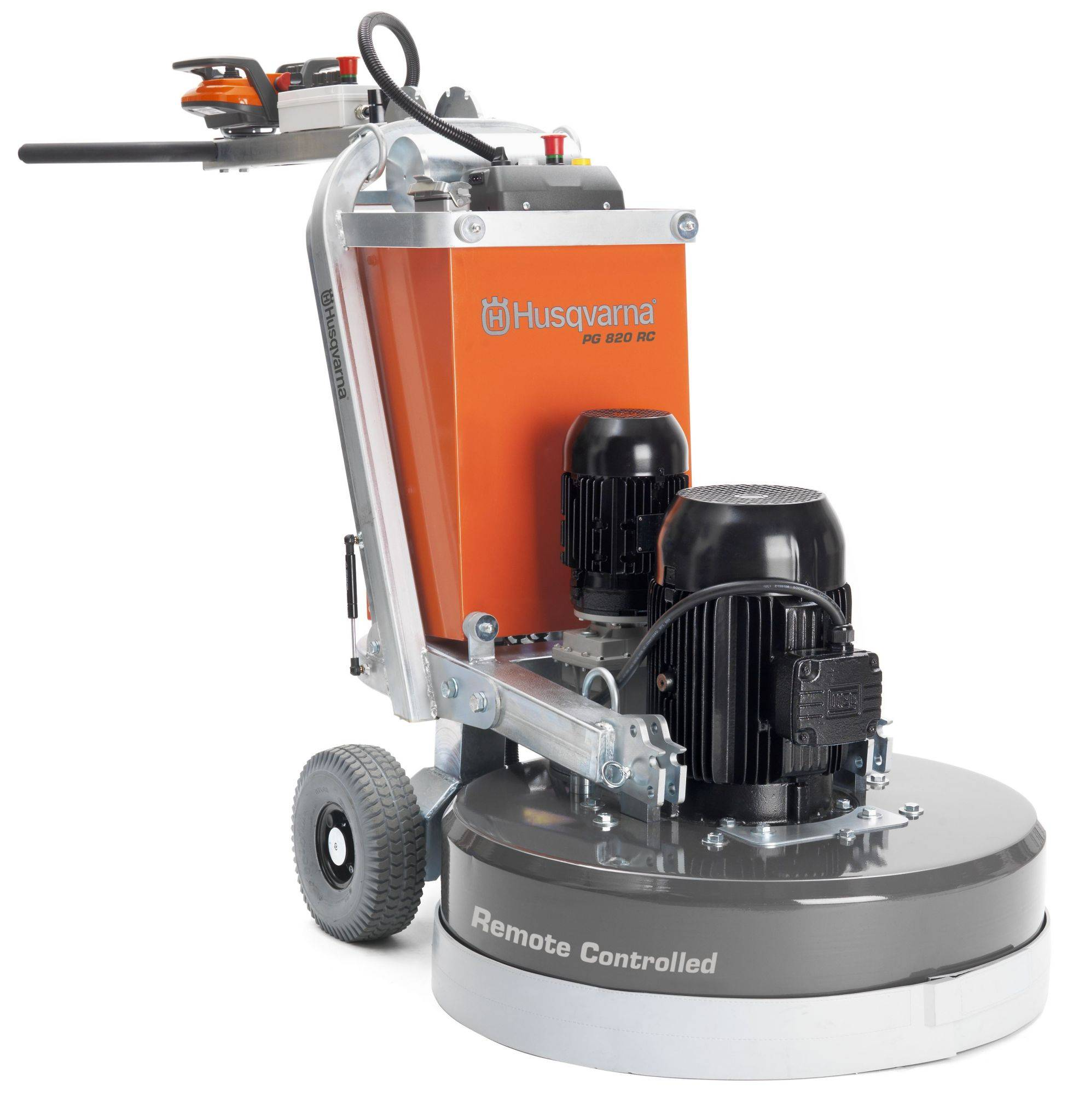 Concrete Polisher and Grinder