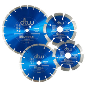 DTW Plus Universal Diamond Blades