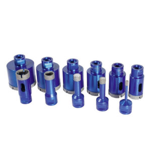 Diamond Tile Holesaws and Drill Bits