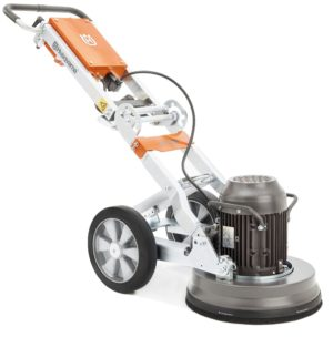 Husqvarna PG400 Concrete Floor Grinder Polisher - 400V Electric