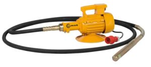 Lumag LFR15E Electric Concrete Poker Drive Unit