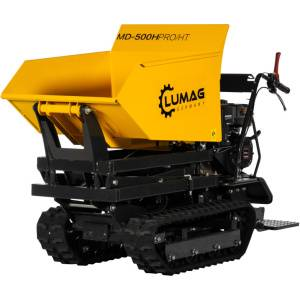 Lumag MD500H PRO High Tip 500kg Petrol Mini Dumper