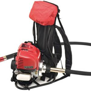 Fairport Backpack Mounted Petrol Poker & Pump Drive Unit