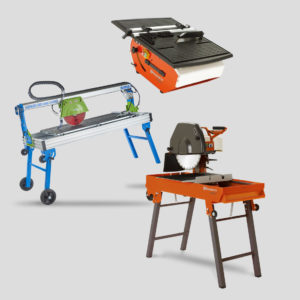 Tile - Masonry - Block Bench Saws