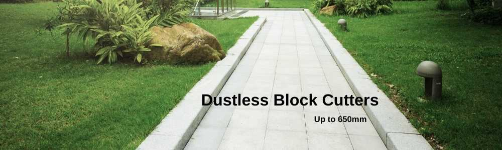 block cutters for pavers pathways and landscaping