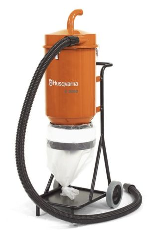 Husqvarna C3000 Industrial Dust Pre-Separator – 110V Electric