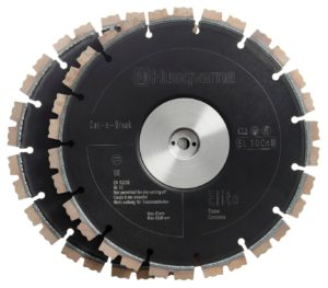 Husqvarna EL10 CNB Cut-n-Break Diamond Blades